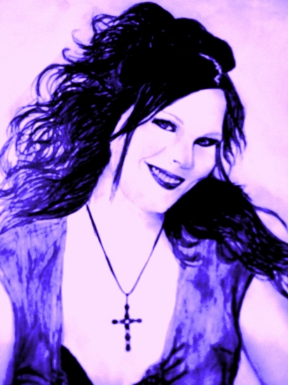 Anette Olzon by Lacrimosa